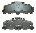 Mercruiser Small Block V-8 Exhaust Manifold HGE 7114 / 87114A10